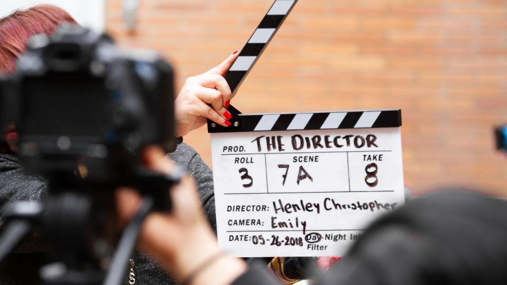 Montaż filmów